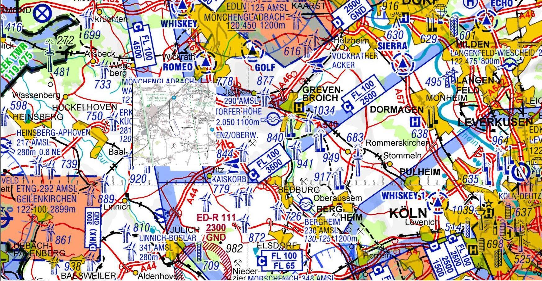FlyMap Kückhoven
